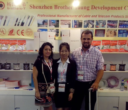 2013 China Sourcing Fair Electronics & Components