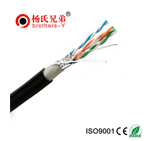 Cat6 ftp outdoor burial cable