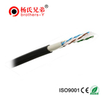 Cat6 utp outdoor plenum cable