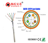 4 Pairs Cat6a LAN Cable/Network CableConductor