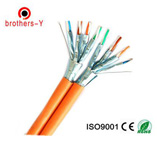Duplex cat5e ftp cable