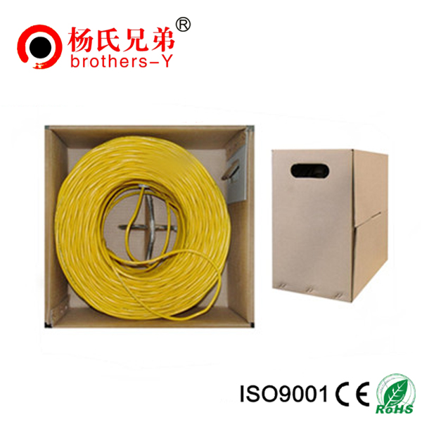 high speed ethernet connecting cat5e utp network cable