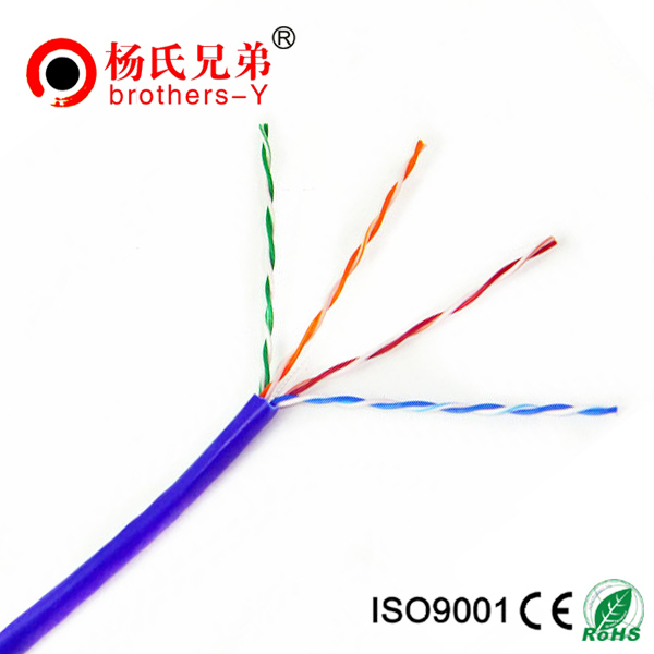 lan cable cat5e 305m twisted pairs cat5e network cable