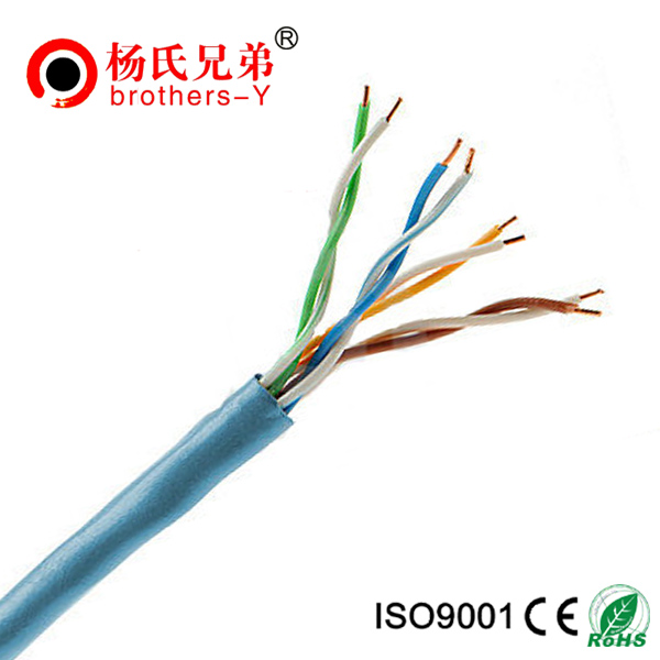 1000ft utp cat5e lan cable network cable factory supply