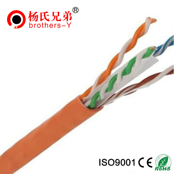 UTP cable cat6 price 305m/roll lan cable