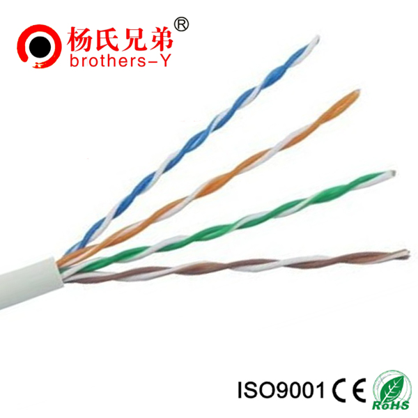 cat5/utp cat5/network cable/ lan cable network cable factory supply