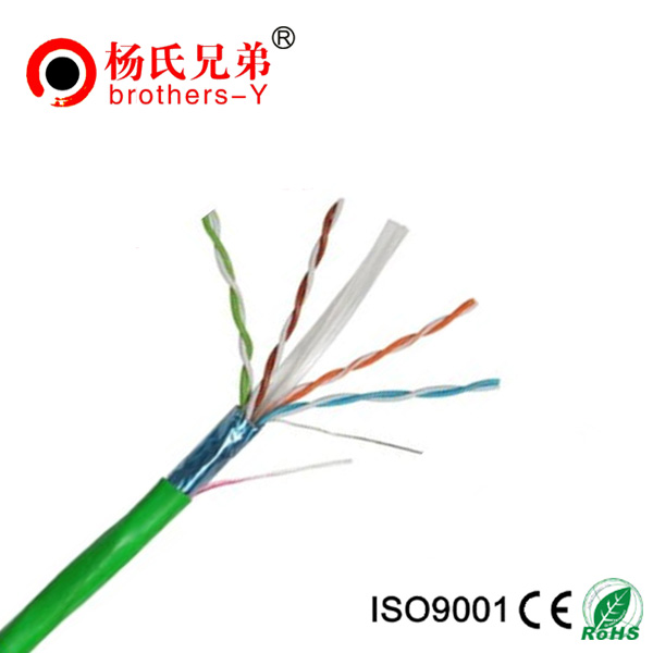 Factory direct sale cat5e/cat6 lan cable network cable