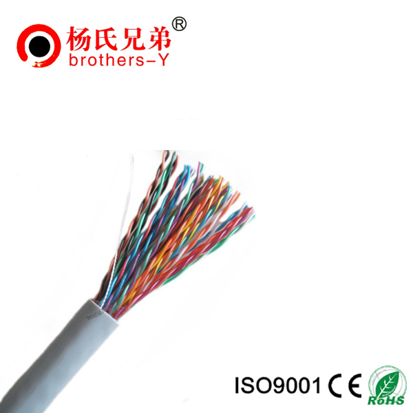 25 pair telephone cable indoor 305M Free sample