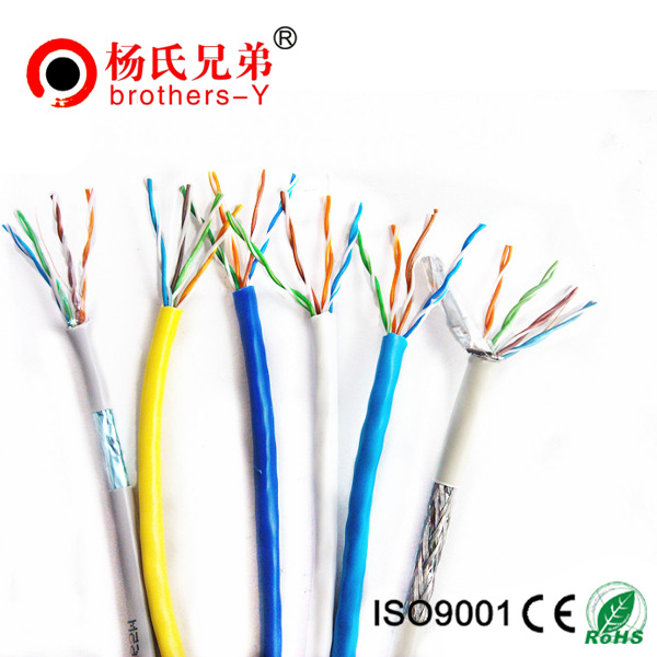 UL passed cat5e lan cable network cabo 99.99% copper