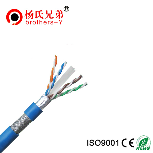 sftp cat6 solid copper lan cable