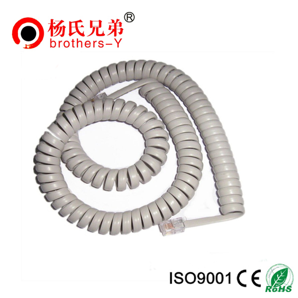 RJ11 6P6C telephone cord cable