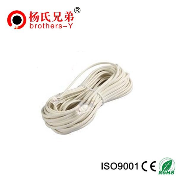High quality solid copper telephone jumper cable