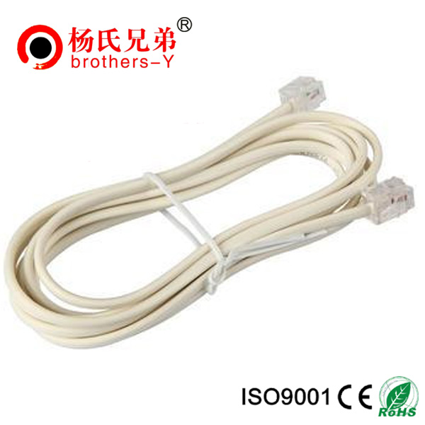 CU/CCA/CCS UTP copper telephone cable connector