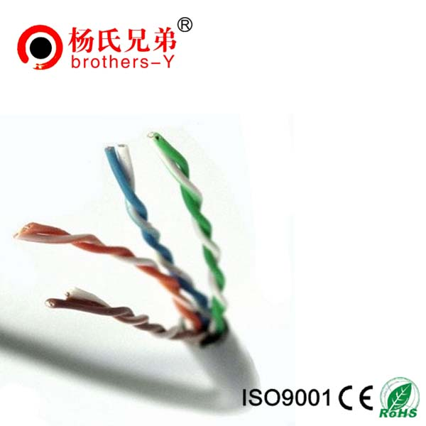 utp cat5e CCA lan cable from brothers-Y