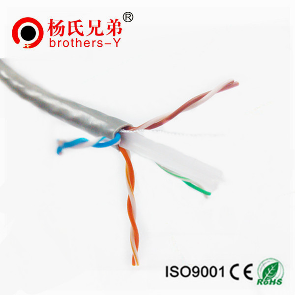 CE ROHS cat6 network factory price cat6 utp cable