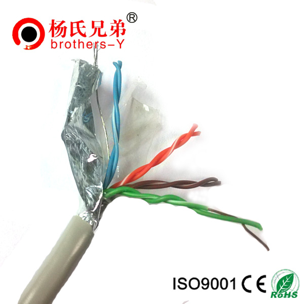 UL passed full copper ftp cat5e networking cable