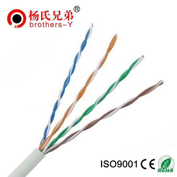 cat 5e utp cable/network cable category 5e