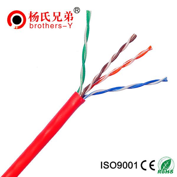 factory price cat 5e lan cable