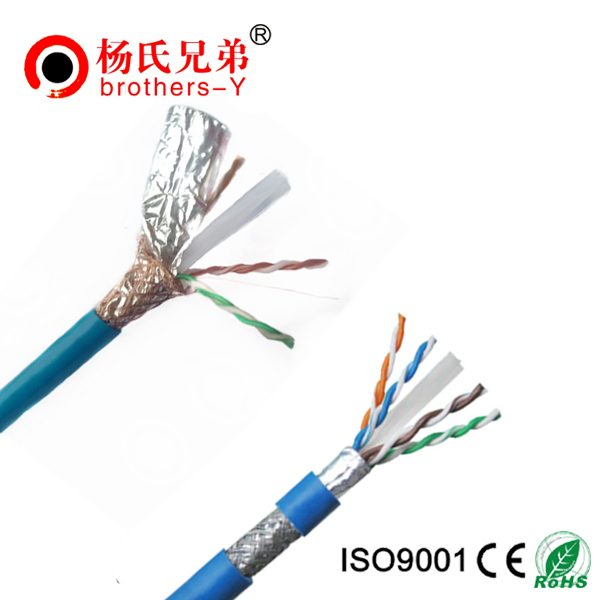 shielded or unshielded cat6 lan cable