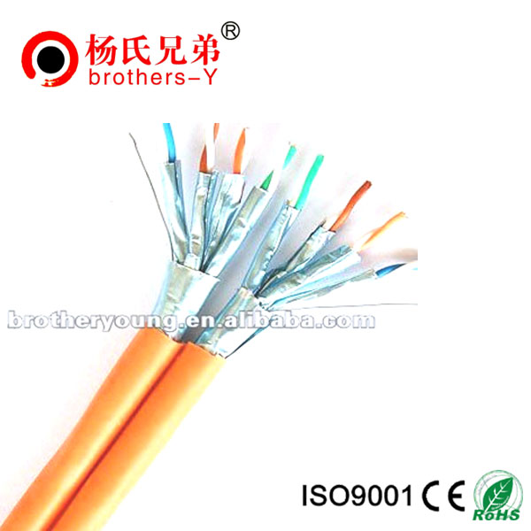 FTP cat 5e four pairs lan cable from professional factory