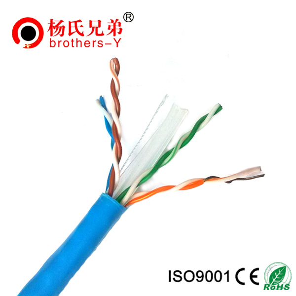 OEM lan cable cat5e ethernet cable with high speed