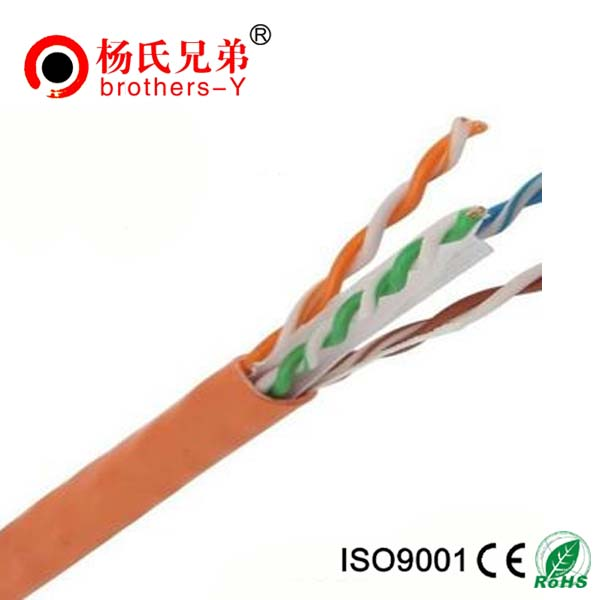 OEM design cat6a network cable with good quality