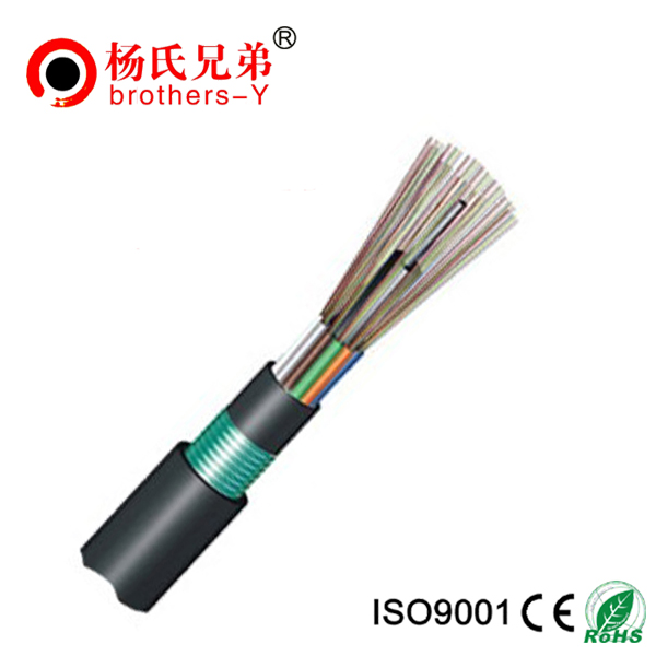 Superior Quality GYTY53 Optical Fiber Wire